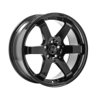 "1AV ZX6 GLOSS BLACK 18""(8518BLNK40ZX6GB405100)"