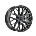"1AV ZX11T BLACK POLISHED & TINTED 20""(820160550ZX11BT505160)"