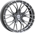 "BE by Breyton Force 4 Hyper Silver 17""(Force 1)"