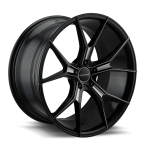 "Element 1225 Sort/poleret 20""(EL122520855112+35BLACK/MILLED)"