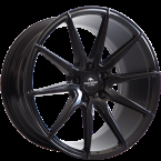 "Forzza City Satin Black Satin Black 19""(YU3757000619520)"