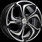 "Forzza Aktia Black Face Machined Black Face Machined 14""(BY9800000114400)"