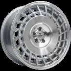 "Forzza Limit Silver Face Machined Silver Face Machined 18""(LU136500018500)"