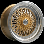 "Forzza Malm Gold-Lip Machined Gold/Lip Machined 16""(YU9155000016512)"