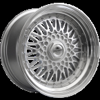 "Forzza Malm Silver-Lip Machined Silver/Lip Machined 15""(LU247000215400)"