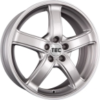 "TEC-Speedwheels AS1 Sølv 15""(TEC-ASA 1)"
