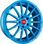 "TEC-Speedwheels AS2 Blå 17""(TEC-ASA 216)"