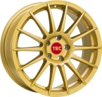 "TEC-Speedwheels AS2 Guld 17""(TEC-ASA 229)"