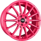 "TEC-Speedwheels AS2 Pink 17""(TEC-ASA 213)"