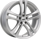 "TEC-Speedwheels AS4 Sølv 16""(TEC-ASA 686)"