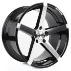 "Z-performance ZP.06 Deep Concave Phantom Black/Polish 18""(ZP069018512038726GBFP)"