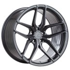 "Z-performance ZP2.1 Deep Concave FlowForged Gloss Metal 19""(ZP211019512030726GLMT)"