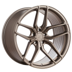 "Z-performance ZP2.1 Deep Concave FlowForged Matte Carbon Bronze 19""(ZP219519512040726MBRZ)"
