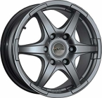 "Avus GRIZZLY ANTHRACITE 17""(GRI070175108050731A0)"
