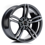 "Avus AC-MB3 ANTHRACITE POLISHED 17""(B03075175120037726BW)"