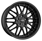 "Dotz Mugello dark Black matt 17""(OMUS8KA35)"