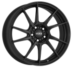"Dotz Kendo dark Black matt 16""(4026569323530)"