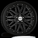 "Dotz Revvo black edt. Black matt 17""(4026569325121)"