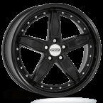 "Dotz SP5 black edt. Black matt 19""(OSP9N8KA25)"