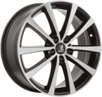 "It wheels Alice Gloss Black & Polished GLOSS BLACK & POLISHED 17""(EW430810)"
