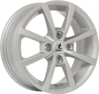 "It wheels Alisia Silver SILVER 15""(EW419744)"