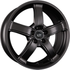 "TEC by ASA As1 Matt Black MATT BLACK 16""(EW316234)"
