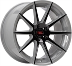 "TEC by ASA Gt7 Black - Grey BLACK - GREY 19""(EW411986)"