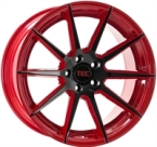 "TEC by ASA Gt7 Black - Red BLACK - RED 19""(EW411990)"
