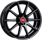"TEC by ASA Gt7 Matt Black MATT BLACK 19""(EW325679)"