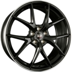 "TEC by ASA Gt6 Black - Polished Lip BLACK - POLISHED LIP 19""(EW322137)"