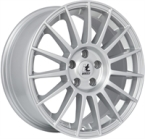 "It wheels Sofia Silver SILVER 17""(EW335002)"