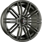 "TEC by ASA TEC AS3 GunMetal GUNMETAL 17""(EW313290)"