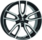 "Rial Torino Black & Pol. DIAMOND BLACK & POLISHED 16""(EW273385)"