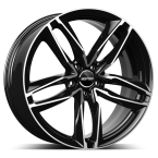 "GMP Atom black diamond 19""(GTALU810-486)"