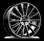 "GMP Stellar black diamond 19""(GTALU810-415)"