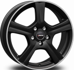"Autec Ionik Black Polished MATT BLACK POLISHED 15""(I6015385033116)"