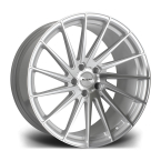"Riviera RV199 SATIN BRUSHED SILVER POLISHED 19""(RV19919955X11245666SBSP-v1)"