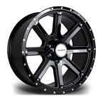 "RIVIERA XTREME RX300 BLACK POLISHED 20""(RX3002096X13920110BP-v1)"