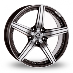 "AC ULTIMA Black Polished 18""(808Q35BPACULTIMA)"