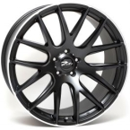 "ZITO 935 Gloss Black Lip Polished 20""(150Q35GBLPZIXLS)"
