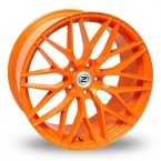 "ZITO ZF01 Orange 20""(100Q45OZIZF01)"