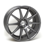 "ZITO ZF03 Gunmetal Polished Face 19""(959K45GPFZIZF03)"