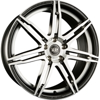 "TEC by ASA Gt2 Evo Black - Polished 18""              EW314215"