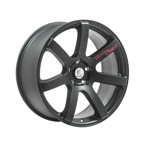 Lenso RCT MATT BLACK 20""