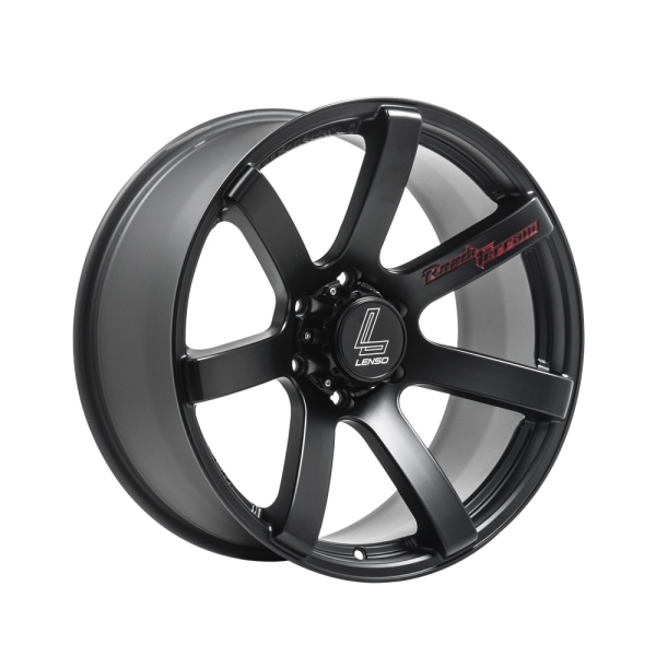Lenso RT-CONCAVE MATT BLACK 17""