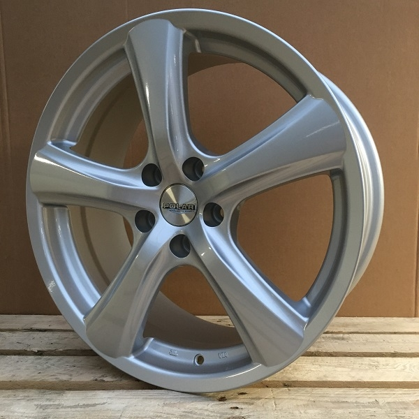 WheelPower H184 Sølv 14""