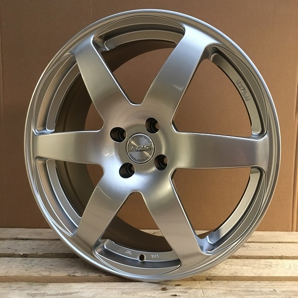 WheelPower H192 Hyper Sølv 17""