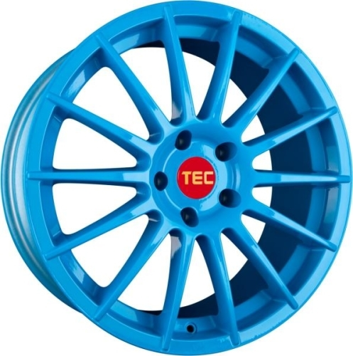 TEC-Speedwheels AS2 Blå 17""