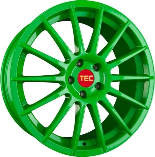 TEC-Speedwheels AS2 Grøn 17""