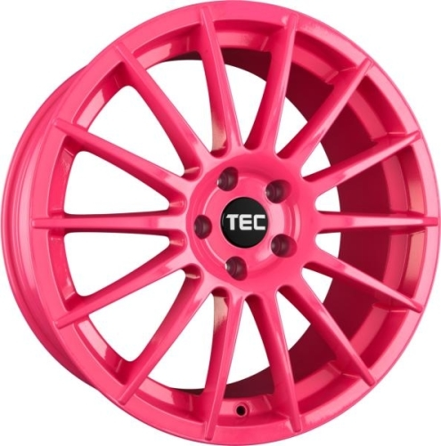 TEC-Speedwheels AS2 Pink 17""